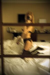 'Caeser Self-Portrait', 35mm Colour, 2014